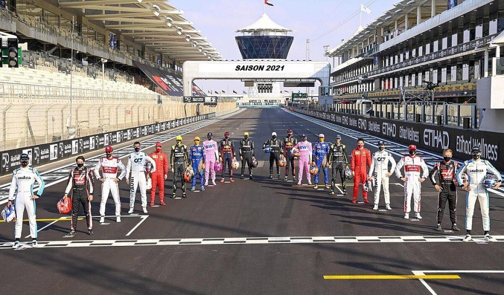 Formule 1 : Saison 2021, c'est la rentrée !