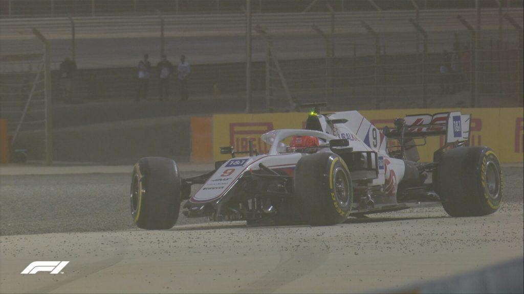 Nikita Mazepin s'impose au Gp de Bahreïn !